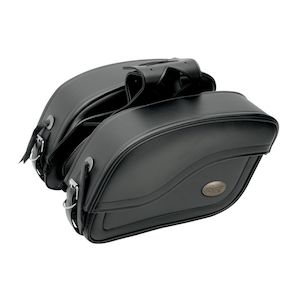 All American Rider XL Futura Slant Saddlebags
