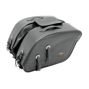 All American Rider XL Futura Detachable Slant Saddlebags
