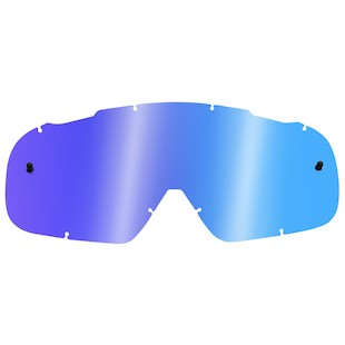Fox Racing AIRSPC Lens Blue Spark Grey Base / Single [Previously Installed]