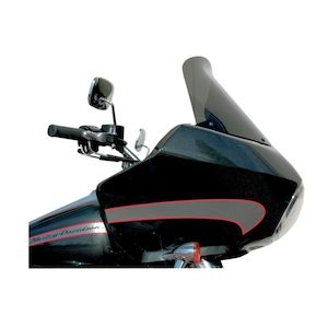 Wind Vest Replacement Windshield For Harley Road Glide 1998-2013