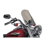Wind Vest Windshield For Harley Softail 2007-2015