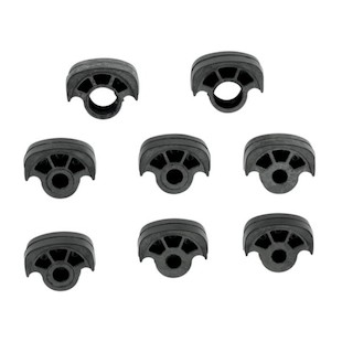 Kuryakyn Replacement Pads For ISO Foot Pegs