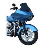 Klock Werks Aero Tire Hugger Series Front Fender For Harley