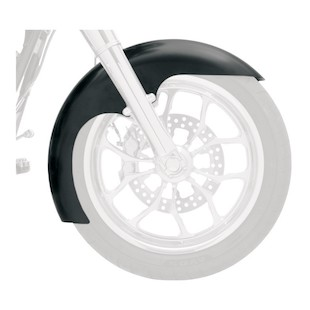 Klock Werks Level Tire Hugger Series Front Fender For Harley