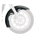 Klock Werks Tude Tire Hugger Series Front Fender For Harley