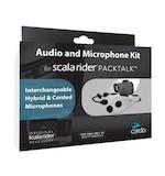 Cardo Scala Rider PackTalk / SmartPack Audio Kit