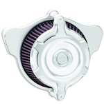 Roland Sands Split Blunt Air Cleaner For Harley Big Twin 1993-2017