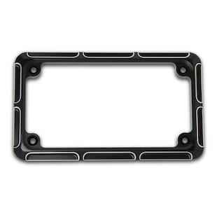 Arlen Ness Beveled License Plate Frame