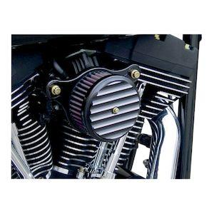 Joker Machine Finned Air Cleaner For Harley Sportster 1991-2006