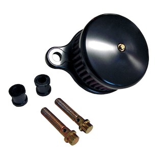 Joker Machine Smooth Air Cleaner For Harley