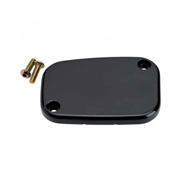 Harley Chrome Plated Handlebar Master Cylinder Cover