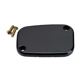 Joker Machine Smooth Front Brake Master Cylinder Cover For Harley