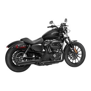 "MagnaFlow Legacy 3"" Slip-On Mufflers For Harley 1992-2018"