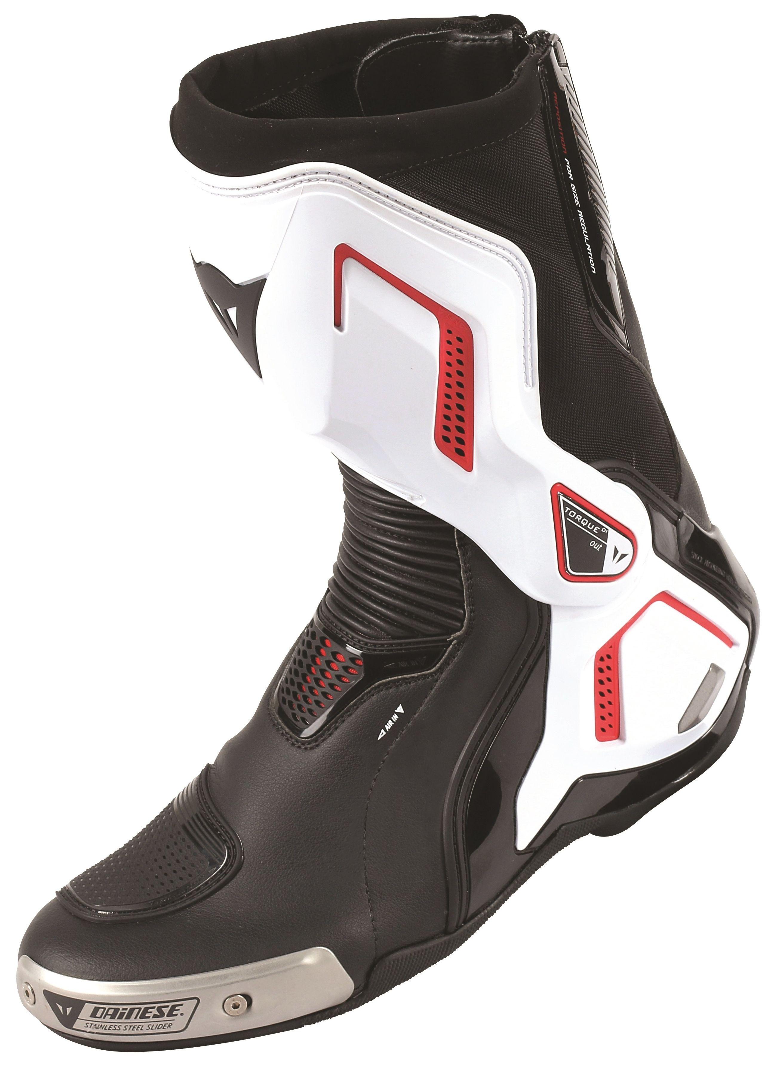 Dainese Torque D1 Air Boots 11 Sepatu Motor Cross