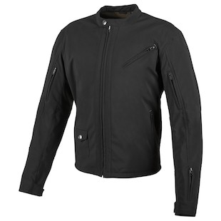 Speed and Strength Back in Black Motorcycle Jacket