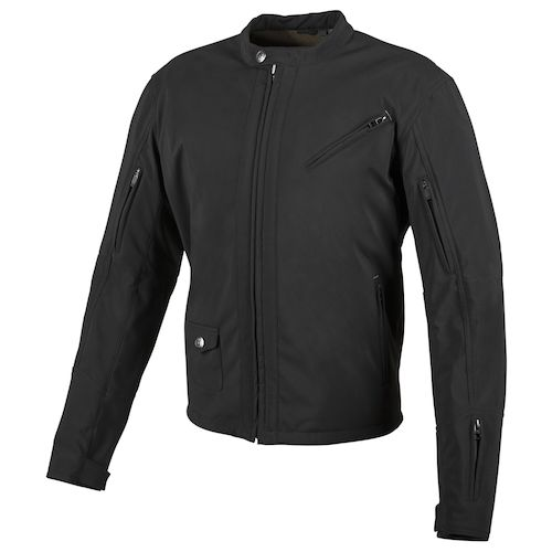 Speed and Strength Back In Black Jacket - RevZilla