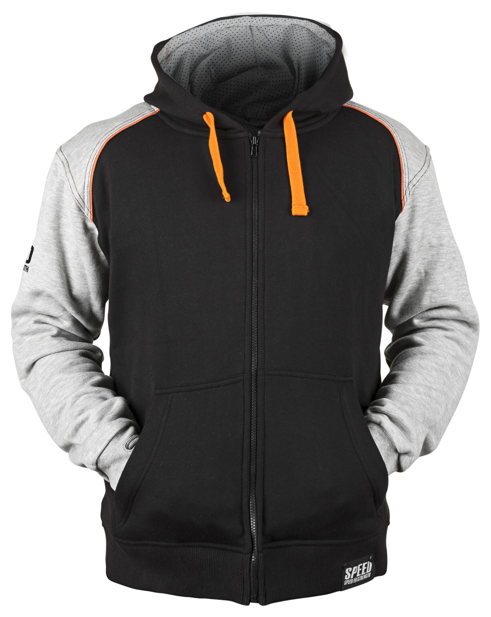 Speed And Strength Cruise Missile Armored Hoody Revzilla