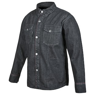 Speed and Strength Gridlock Denim Moto Shirt
