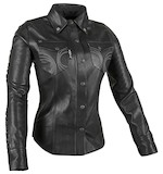Speed and Strength Black Heart Moto Women's Shirt