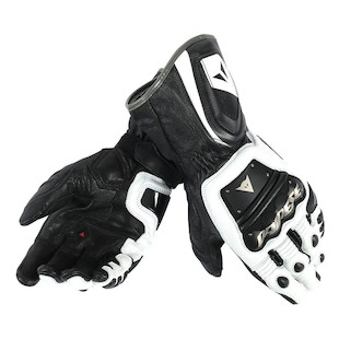 Dainese 4 Stroke Long Motorcycle Gloves