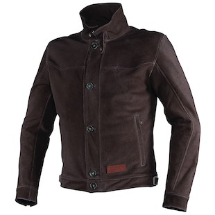 Dainese York Leather Jacket - (Size 48 Only)