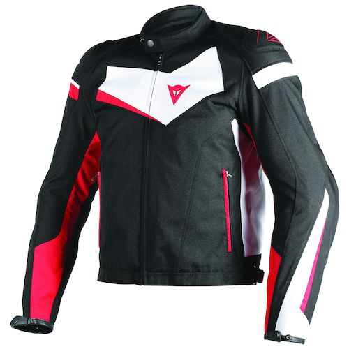 Dainese Veloster Textile Jacket Revzilla