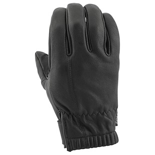 Speed and Strength Off the Chain Leather Motorcycle Gloves
