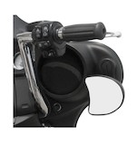 Pingel Fairing Mirror Drop Brackets For Harley Touring 1996-2013