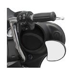 Pingel Fairing Mirror Drop Brackets For Harley Touring 1996-2013