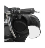 Pingel Fairing Mirror Drop Brackets For Harley Touring 2014-2016