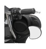 Pingel Fairing Mirror Drop Brackets For Harley Touring
