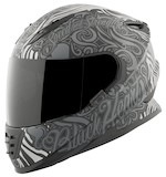 Speed and Strength SS1310 Black Heart Helmet