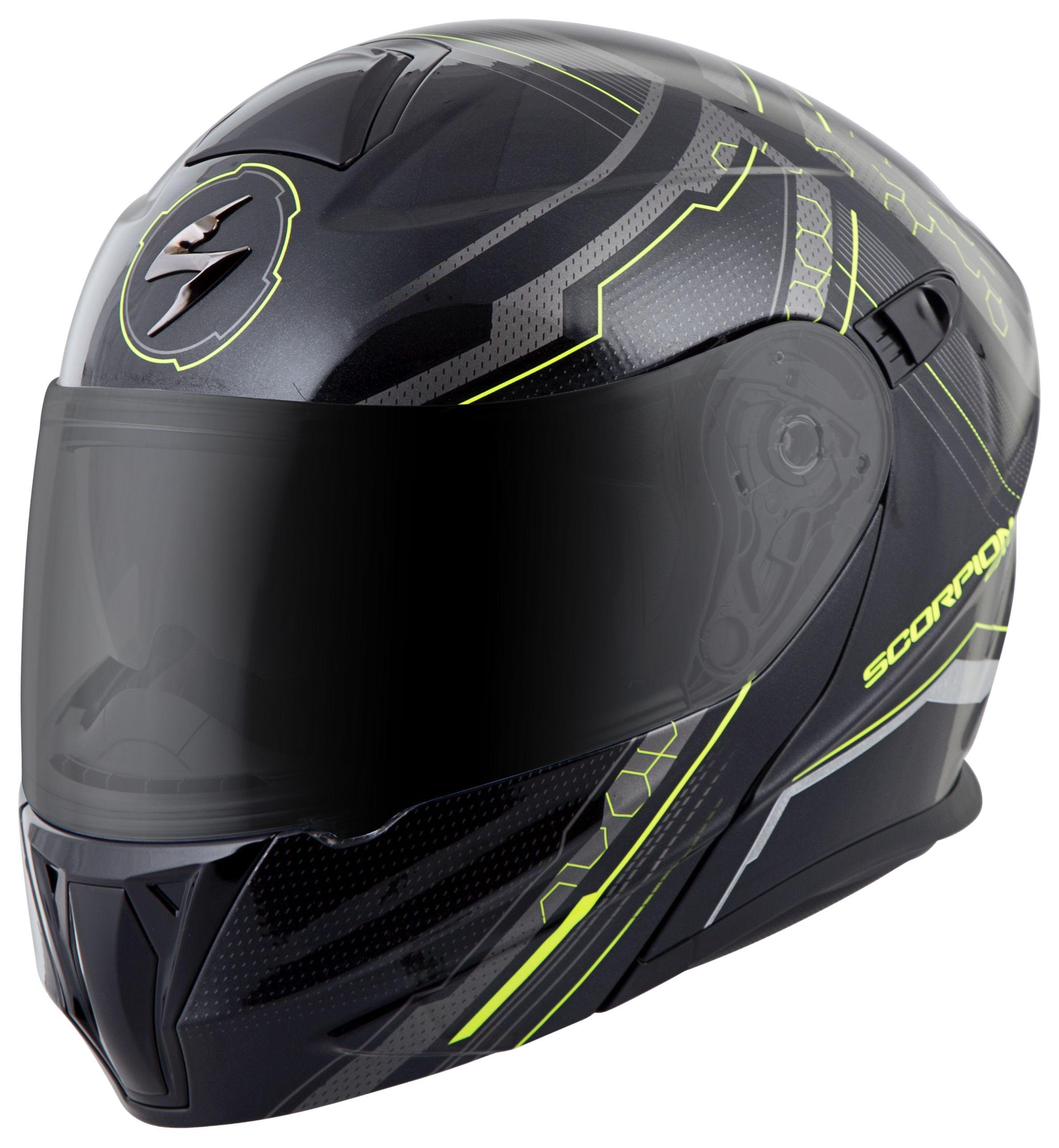 23ec9e57 Scorpion EXO-GT920 Satellite Helmet - RevZilla