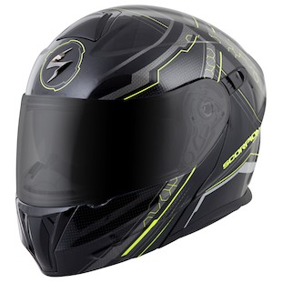 Scorpion EXO-GT920 Satellite Motorcycle Helmet
