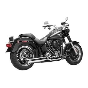 "MagnaFlow Performer 4"" 2-Into-1 Exhaust For Harley Softail 2008-2017"