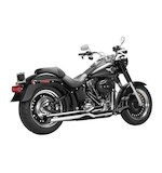 """MagnaFlow Performer 4"""" 2-Into-1 Exhaust For Harley Softail 2008-2017"""