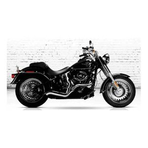 MagnaFlow Rockstar 2-Into-1 Exhaust For Harley Softail 1986-2017