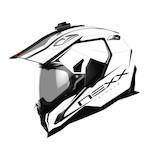 Nexx XD1 Voyager Helmet White/Black / XS [Demo - Good]