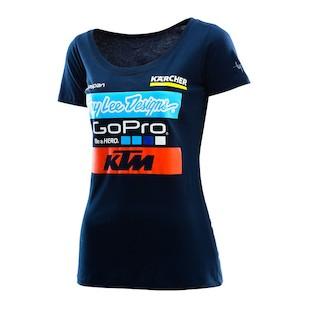 Troy Lee Women's KTM Team T-Shirt