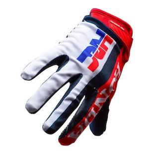 Troy Lee Honda Team Air Gloves
