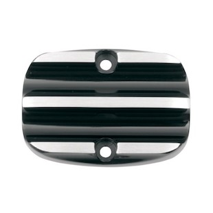 Covingtons Finned Rear Brake Master Cylinder Cover For Harley Touring