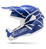 EVS T5 Neon Blocks Helmet