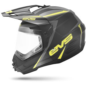 EVS T5 Venture Dual Sport Helmet (MD)