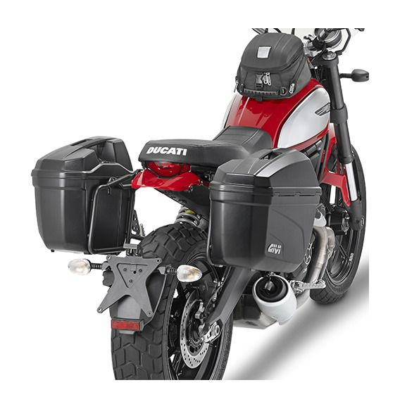 Ducati Helmet Holder