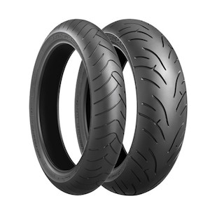 Bridgestone Battlax BT-023 Sport Touring Tires