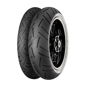 Continental Sport Attack 3 Rear Tires