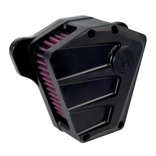 Performance Machine Scallop Air Cleaner Intake For Harley Big Twin 1993-2016