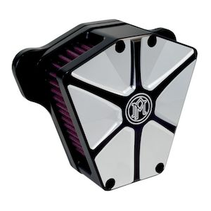 Performance Machine Array Air Cleaner Intake For Harley