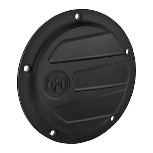 Performance Machine Scallop Derby Cover For Harley Big Twin