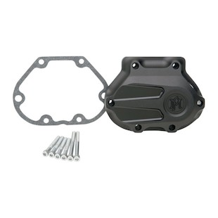Performance Machine Scallop Transmission Side Cover For Harley Twin Cam